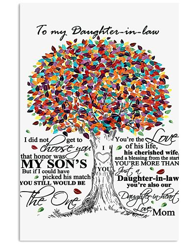 TO MY DAUGHTER IN LAW B01