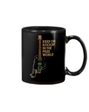 Keep on rockin in the world Mug thumbnail