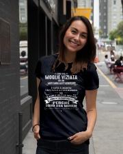 Moglie Viziata - IT08 Ladies T-Shirt lifestyle-women-crewneck-front-5