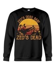 Zed's dead baby-Zed's dead Crewneck Sweatshirt thumbnail