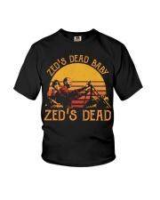 Zed's dead baby-Zed's dead Youth T-Shirt thumbnail