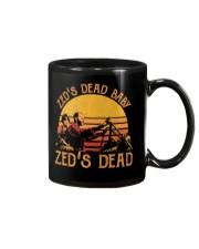 Zed's dead baby-Zed's dead Mug thumbnail