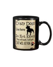 Crazy Dogs - Paw Mug thumbnail