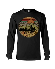 I hate people-Camping Long Sleeve Tee thumbnail