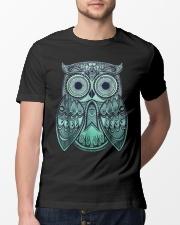 Owl Classic T-Shirt lifestyle-mens-crewneck-front-13