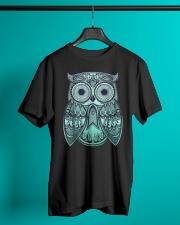 Owl Classic T-Shirt lifestyle-mens-crewneck-front-3