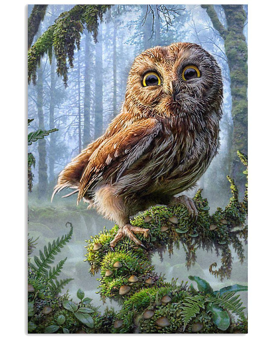 Owl 16x24 Poster