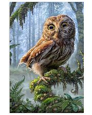 Owl 16x24 Poster front