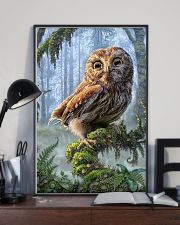 Owl 16x24 Poster lifestyle-poster-2