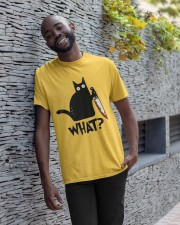 what Classic T-Shirt apparel-classic-tshirt-lifestyle-front-33