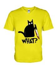 what V-Neck T-Shirt thumbnail