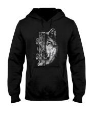 Wolf Hooded Sweatshirt thumbnail