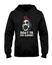 Don't ya like clowns Hooded Sweatshirt thumbnail