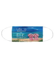 FM Life is better Flip Cloth face mask aos-face-mask-coverlet-lifestyle-front-01