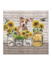 Dogs Fm Dog You are my Sunshine Cloth face mask aos-face-mask-coverlet-lifestyle-front-02