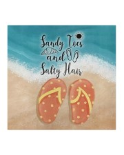 FM Sandy Toes and Salty Hair Cloth face mask aos-face-mask-coverlet-lifestyle-front-02