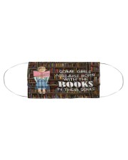 Some Girl Book FM Cloth face mask aos-face-mask-coverlet-lifestyle-front-01