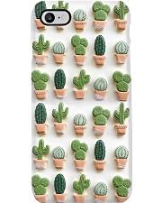 Cactus Pc Phone Case i-phone-8-case