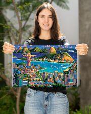 RIO DE JANEIRO POSTER 17x11 Poster poster-landscape-17x11-lifestyle-19