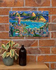 RIO DE JANEIRO POSTER 17x11 Poster poster-landscape-17x11-lifestyle-23