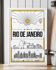 Visit Rio de Janeiro 24x36 Poster lifestyle-poster-4