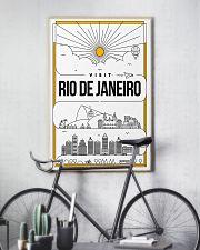 Visit Rio de Janeiro 24x36 Poster lifestyle-poster-7