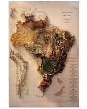 Brazil - Geology 24x36 Poster front