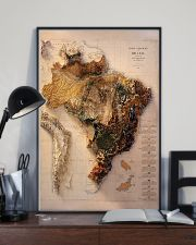 Brazil - Geology 24x36 Poster lifestyle-poster-2
