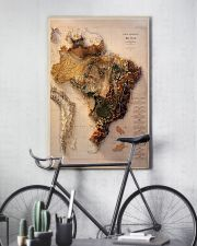 Brazil - Geology 24x36 Poster lifestyle-poster-7