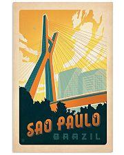 Sao paulo - Brazil 24x36 Poster front