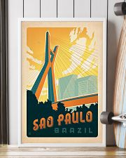 Sao paulo - Brazil 24x36 Poster lifestyle-poster-4