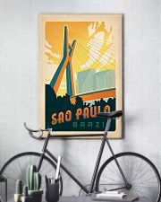 Sao paulo - Brazil 24x36 Poster lifestyle-poster-7
