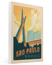 Sao paulo - Brazil 16x24 Gallery Wrapped Canvas Prints thumbnail