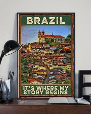BRAZIL IT'S WHERE MY STORY BEGINS 1 24x36 Poster lifestyle-poster-2