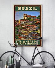 BRAZIL IT'S WHERE MY STORY BEGINS 1 24x36 Poster lifestyle-poster-7