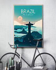BRAZIL RIO 24x36 Poster lifestyle-poster-7