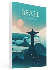 BRAZIL RIO 16x24 Gallery Wrapped Canvas Prints thumbnail