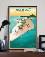 Alter do Chão - Pará poster 24x36 Poster lifestyle-poster-2