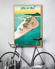 Alter do Chão - Pará poster 24x36 Poster lifestyle-poster-7