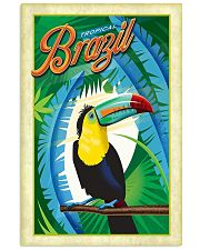 Brazil tropical 24x36 Poster front