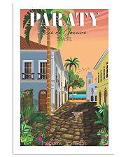 Paraty - Rio De Janeiro 24x36 Poster front
