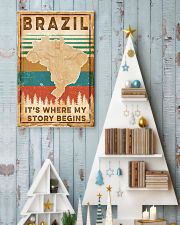 BRAZIL MAP 11x17 Poster lifestyle-holiday-poster-2
