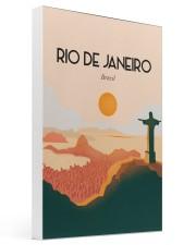 RIO DE JANEIRO Gallery Wrapped Canvas Prints tile