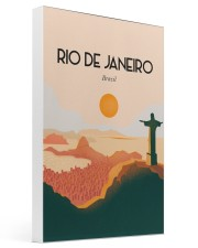 RIO DE JANEIRO 16x24 Gallery Wrapped Canvas Prints thumbnail