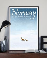 NORWAY - A TRUE WINTER WONDERLAND 11x17 Poster lifestyle-poster-2