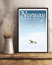 NORWAY - A TRUE WINTER WONDERLAND 11x17 Poster lifestyle-poster-3
