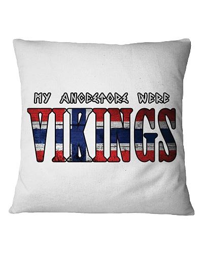 MY ANCESTORS WERE VIKINGS
