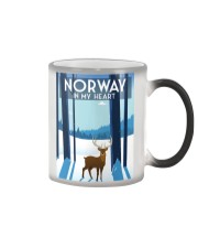NORWAY IN MY HEART Color Changing Mug thumbnail