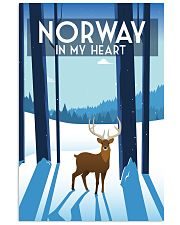 NORWAY IN MY HEART 11x17 Poster front