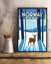 NORWAY IN MY HEART 11x17 Poster lifestyle-poster-3